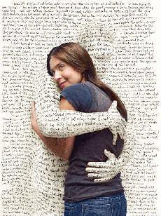 Письмо любимому мужчине.