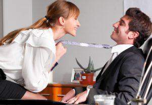 Роман с женатым начальником